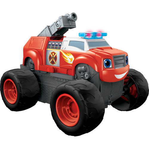 Nickelodeon Blaze and the Monster Machines Transforming Fire Truck Blaze