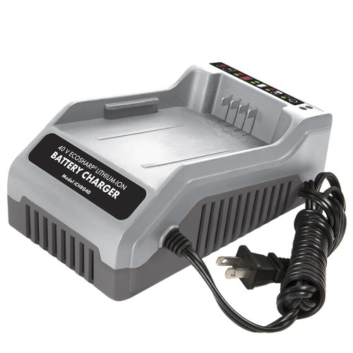 Sun Joe iON 40V EcoSharp Battery Charger