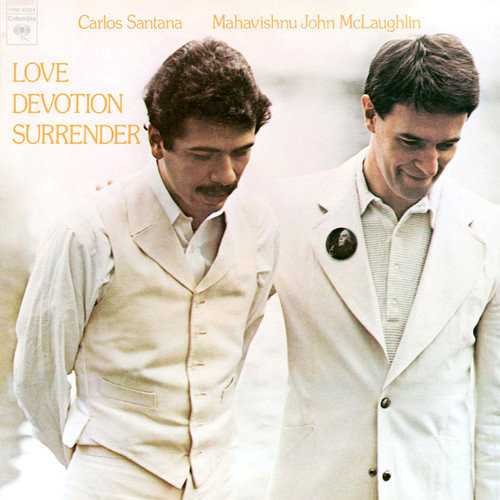Love Devotion Surrender [LP] - VINYL