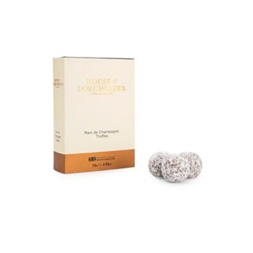 House Of Dorchester - Marc de Champagne Truffles Book Box