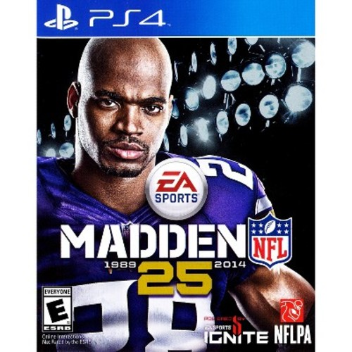 Madden NFL: 25 PRE-OWNED (PlayStation 4)