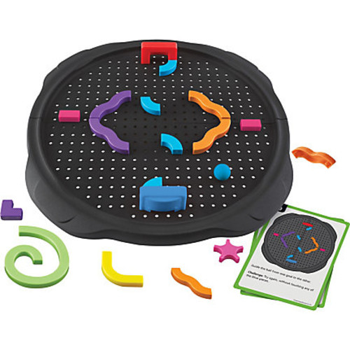 Learning Resources Create-a-Maze - Skill Learning: Eye-hand Coordination, Creativity, Critical Thinking