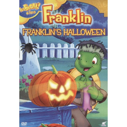 Franklin: Franklin's Halloween [DVD]