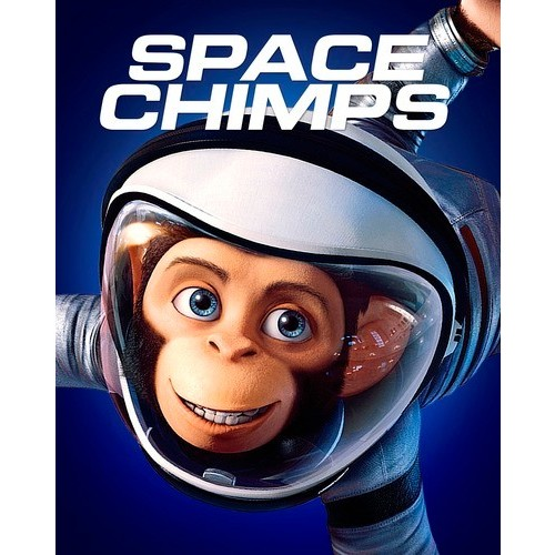 Space Chimps BLU-RAY Disc