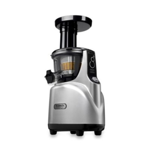 Kuvings Silent Juicer in Silver Pearl