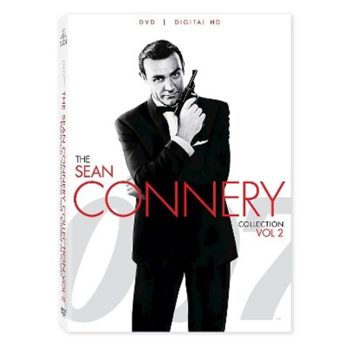 007 The Sean Connery Collection Vol. 2 (DVD)