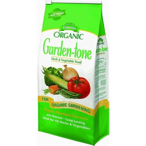 Espoma Garden-tone Organic Dry Plant Food - GT8