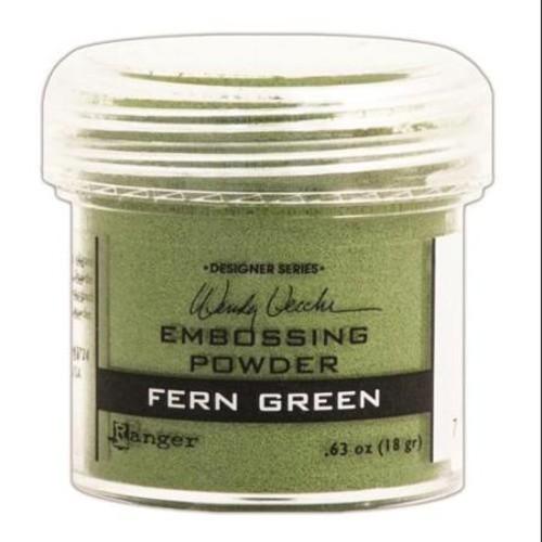 Wendy Vecchi Embossing Powders 1oz-Fern Green
