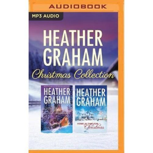 Heather Graham Christmas Collection : An Angel for Christmas / Home in Time for Christmas (MP3-CD)