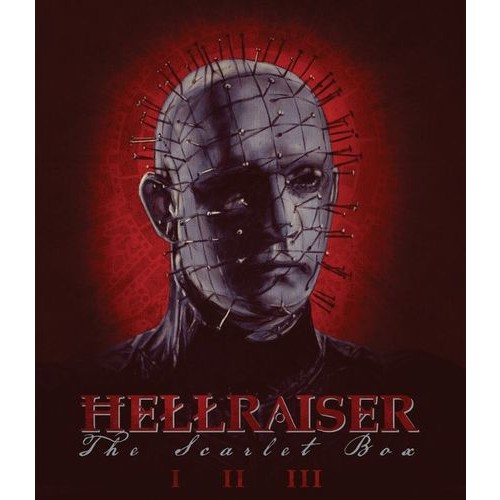 Hellraiser: The Scarlet Box [Limited Edition] [Blu-ray] [4 Discs]