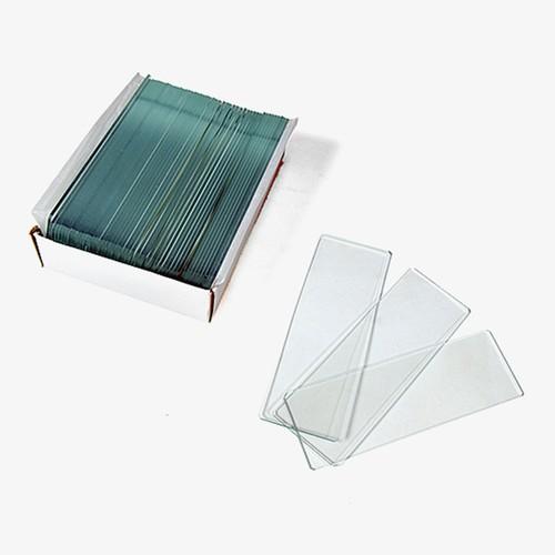 Levenhuk G50 50 Blank Microscope Slides Set