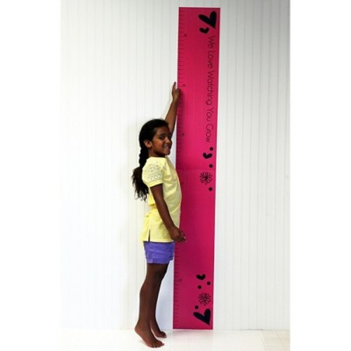 One Grace Place Sassy Shaylee Growth Chart Decal (80