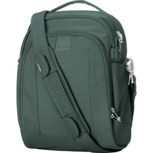 Metrosafe LS250 Anti-Theft Shoulder Bag (Pine Green)