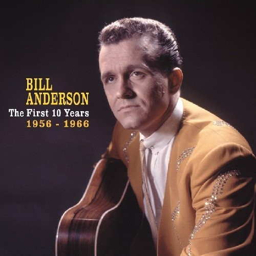 The First 10 Years: 1956-1966 [CD]