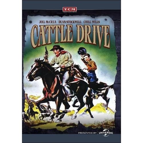 Cattle Drive [DVD] [1951]