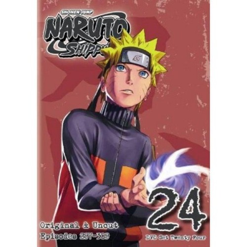 Naruto: Shippuden - Box Set 24 (3 Discs) (dvd_video)