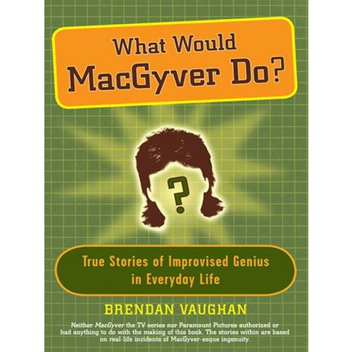 What Would MacGyver Do?: True Stories of Improvised Genius in Everyday Life