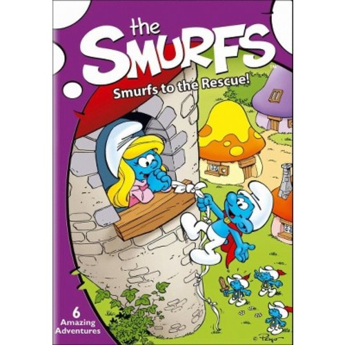 The Smurfs: Smurfs to the Rescue! [DVD]