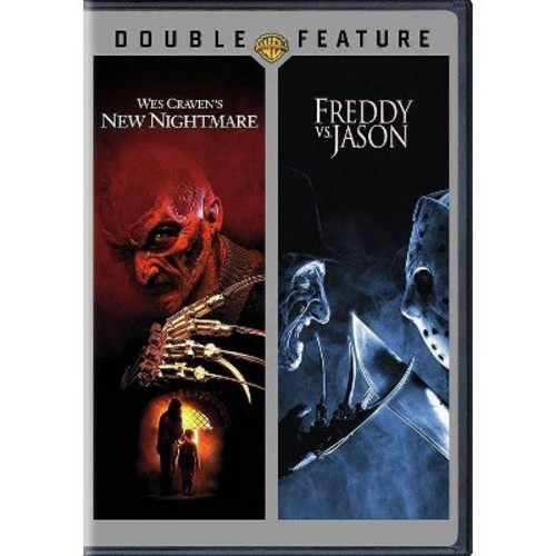 nightmare/Freddy vs jason (DVD)