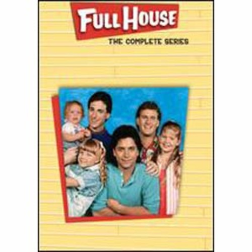 Full House: The Complete Series Collection [32 Discs]