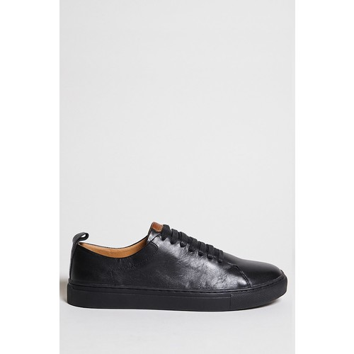 Men Le Cruz Leather Sneakers