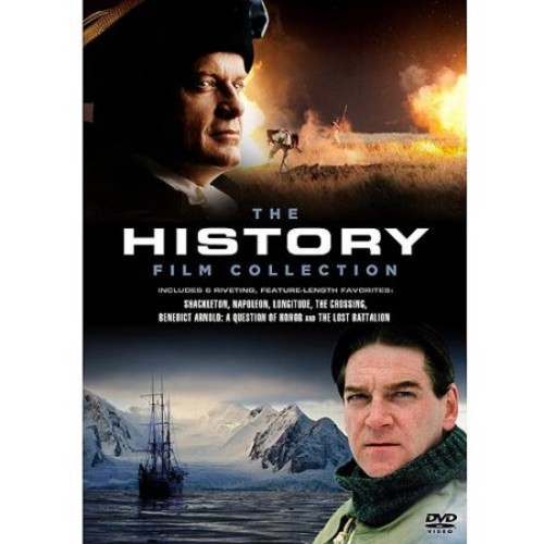 The History Film Collection [9 Discs] [DVD]