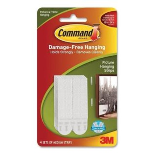 Command 3M Command Damage-free Picture Hanging Strips