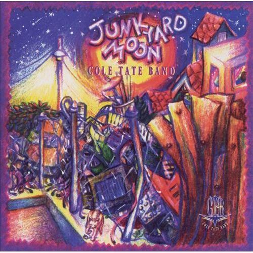 Junkyard Moon [CD]