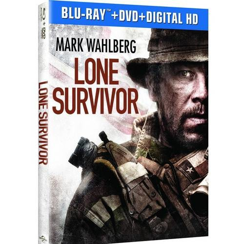 Lone Survivor (Blu-ray + DVD + Digital Copy)