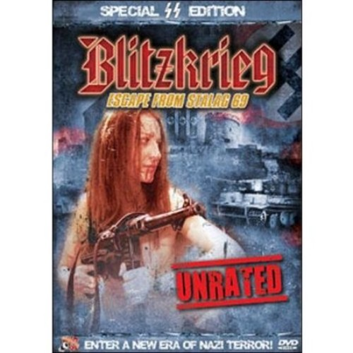 Blitzkrieg: Escape from Stalag 69 [DVD] [2008]