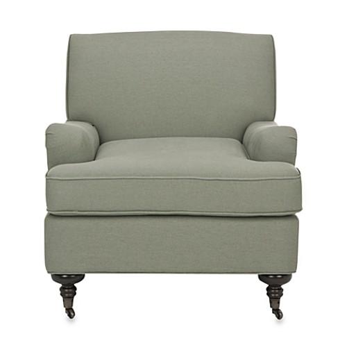 Safavieh Chloe Club Chair in Grey