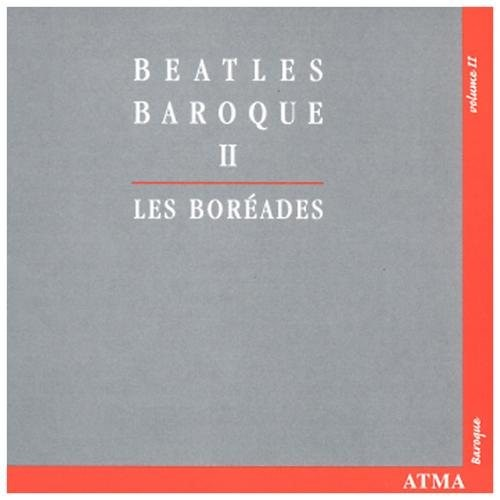 Beatles Baroque Ii CD (2009)