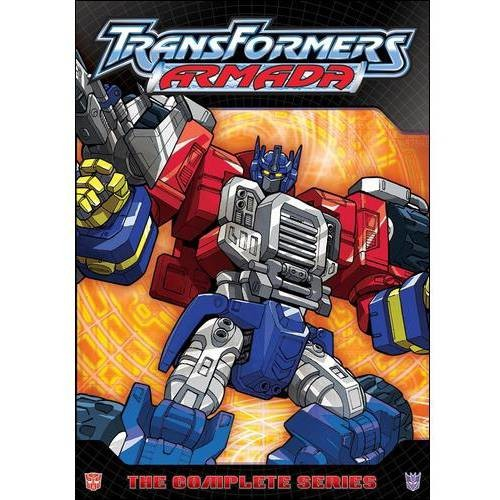 Transformers Armada: The Complete Series (DVD)