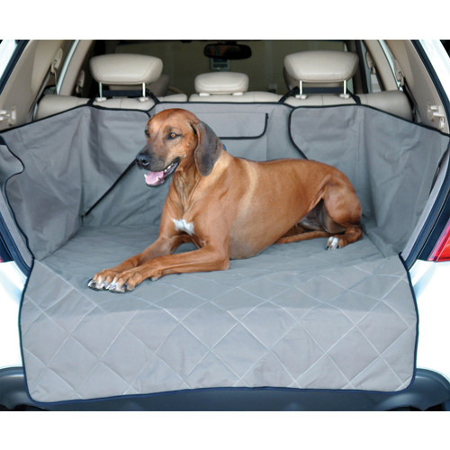 K&H Pet Products Quilted Cargo Cover Gray 52