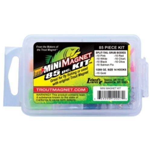 Leland's Trout Magnet Mini Magnet Kit