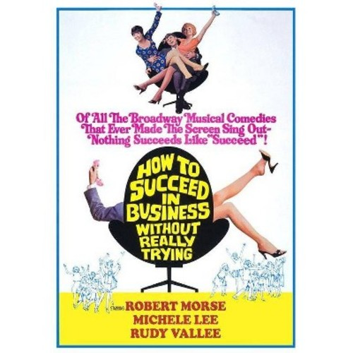 How to Succeed in Business Without Really Trying [DVD]