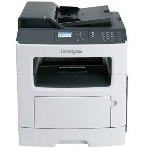 Lexmark MX310dn Multifunction Laser Printer  Mono, Auto Duplex, Print/Copy 35ppm, Print 1200x1200dpi, Scan 600x600ppi (Color)/1200x600ppi (Black), 2.4 LCD, Fax, Ethernet - 35S5700