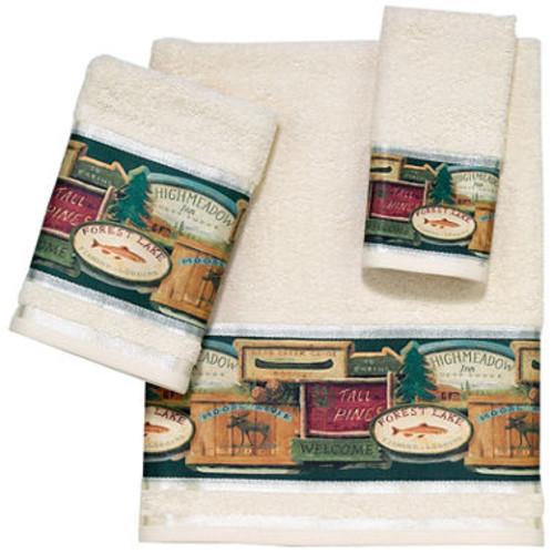 Avaniti Rather Be Fishing Bath Towels