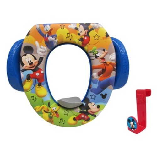 Disney Mickey Mouse Busy Having Fun Soft Potty