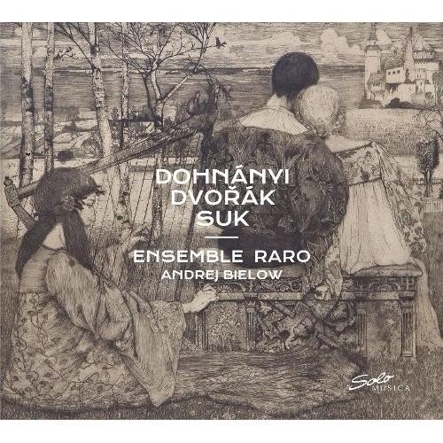 Dohnanyi Dvorak Suk - CD