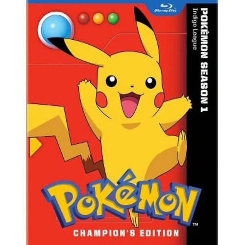 Pokemon:Indigo League Season 1 (Blu-ray)