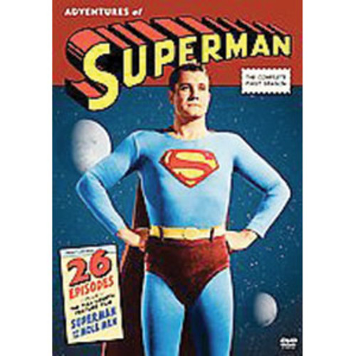 The Adventures of Superman: The Complete Seasons 1-6 [20 Discs]