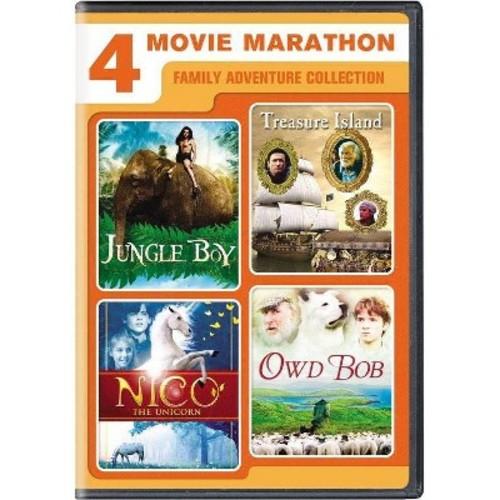 4-Movie Marathon: Family Adventure Collection (DVD)