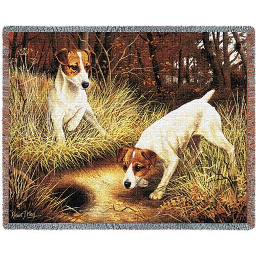 Jack Russell Terrier Blanket