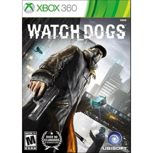Watch Dogs PRE-OWNED Xbox 360