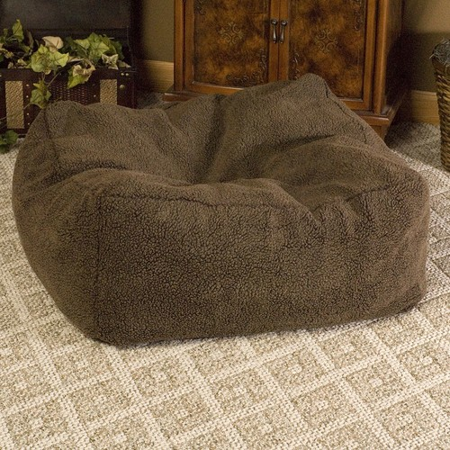 K&H Manufacturing Cuddle Cube [Mocha, Standard Packaging, Small]