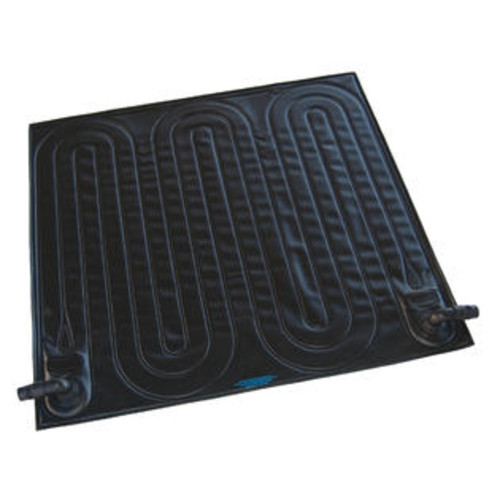 Game Solar Heater for Above-Ground Pools SolarPro EZ Mat 10sqft Folds for Storage