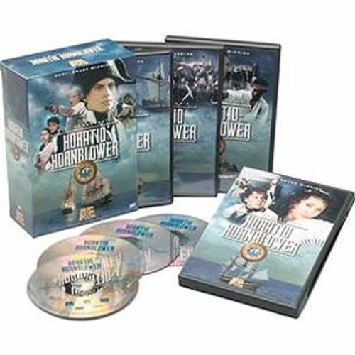 Horatio Hornblower [4 Discs]
