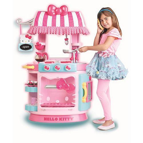 Hello Kitty Kitchen Cafe Playset
