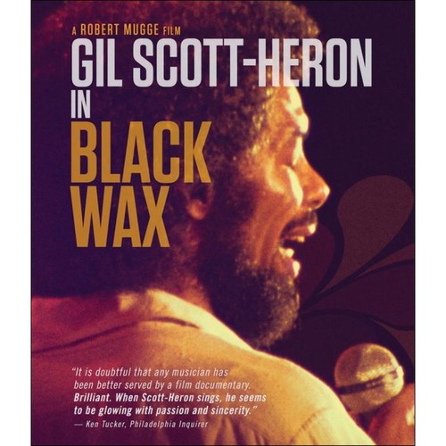 Black Wax [Video] [Blu-Ray Disc]